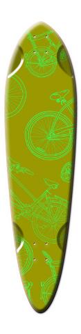 Dart Skateboard Deck