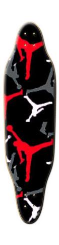 Like Mike 2 Sloop Skateboard Deck