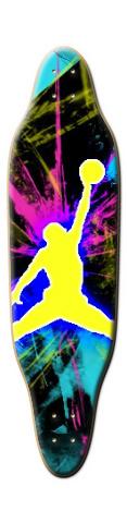 Like Mike 1 Sloop Skateboard Deck