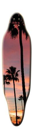 Cali Fresh Sloop Skateboard Deck