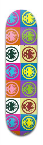 The offspring #1 Banger Park Skateboard 8 x 31 3/4