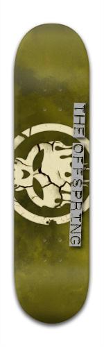 the offspring #2 Banger Park Skateboard 8 x 31 3/4
