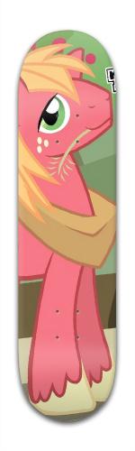 Princess Big Mac Banger Park Skateboard 8 x 31 3/4