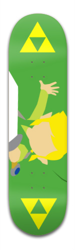 Legend Of Zelda Skateboards And Legend Of Zelda Longboards