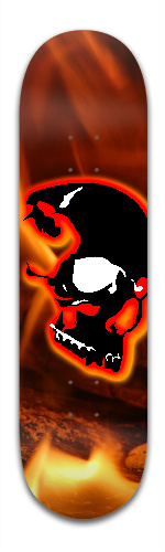 calebs Banger Park Skateboard 8.5 x 32 1/8