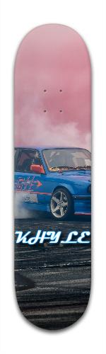 Khyle's Board Banger Park Skateboard 8 x 31 3/4