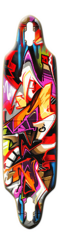 Fatso Skateboard Deck