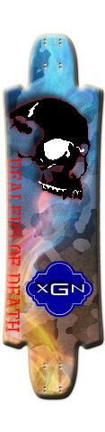 XGN DoD FUBAR High Skateboard Deck