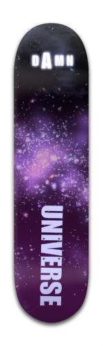 UNIVERSE Banger Park Skateboard 8 x 31 3/4
