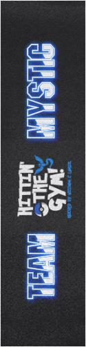 pokemon go - team mystic Custom skateboard griptape