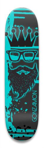 Gonzamon Park Skateboard 8.5 x 32.463