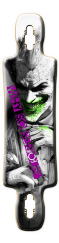 Why So Serious Gnarliest 40 2015