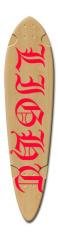 LIGHT Dart Skateboard Deck v2