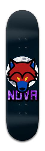 Nova Banger Park Skateboard 8 x 31 3/4