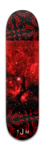 Red Banger Park Skateboard 8 x 31 3/4
