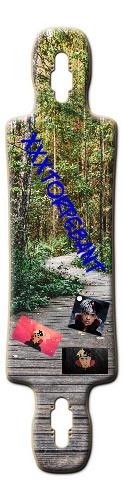 Gnarliest 40 2015 Complete Longboard