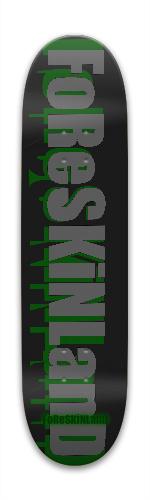 Lime Park Skateboard 7.88 x 31.495