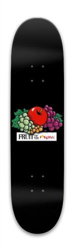Fruit of the foreskin Park Skateboard 7.88 x 31.495