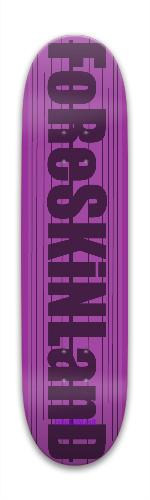 foreskinland Park Skateboard 7.88 x 31.495