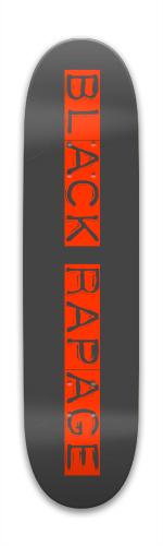 BL Park Skateboard 7.88 x 31.495