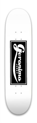 geronimo jerky Park Skateboard 7.88 x 31.495