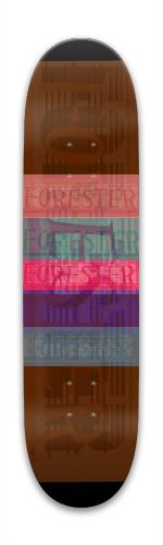 Forester Park Skateboard 7.88 x 31.495