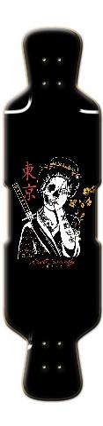 Geisha Thot Perfecto 39 Complete Longboard
